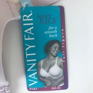 Vanity Fair Intimates & Sleepwear - Vanity Fair Underwire Beauty Back Bra
